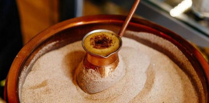 Türk Kahvesi İçin Pişirme Teknikleri Nelerdir